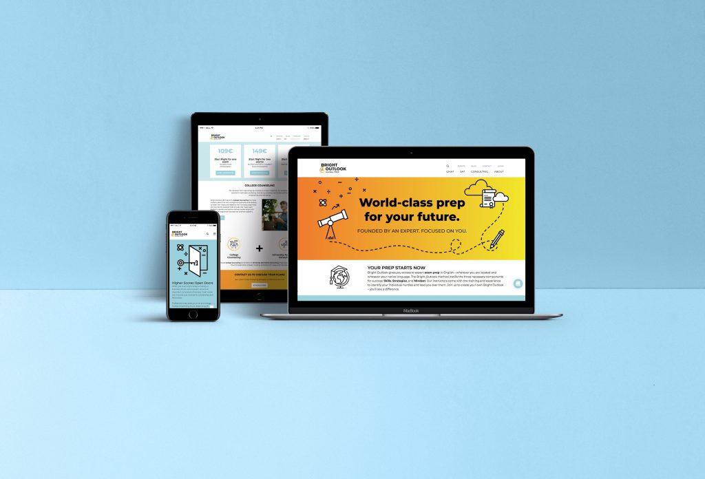 Showcase Responsive Webdesign Rhein-Neckar Web