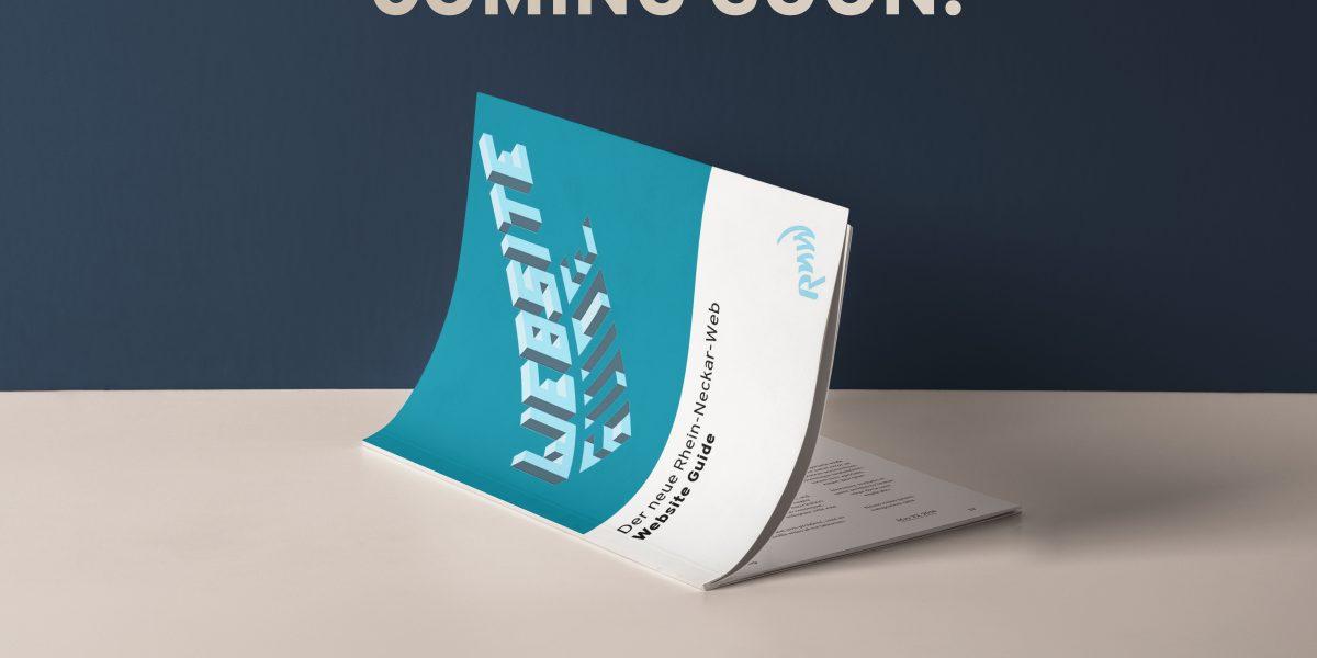 Erscheint Bald. Unser Website Guide. Planen Sie Ihre Webseite selber.